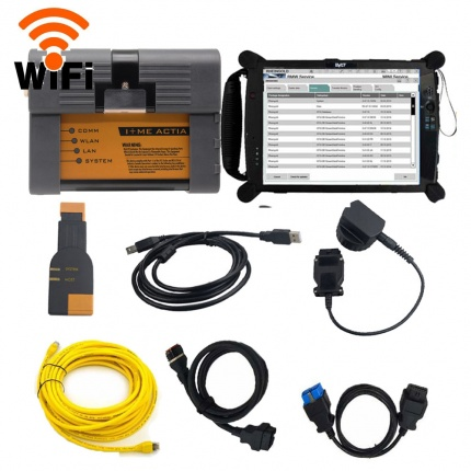 2021.03 BMW ICOM A3+B+C+D Plus EVG7  Controller Tablet PC with WIFI Function