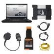 BMW ICOM NEXT A+B+C New Generation OF ICOM A2 With 2021.03V Engineers Software Plus Lenovo T410 Laptop Ready to Use