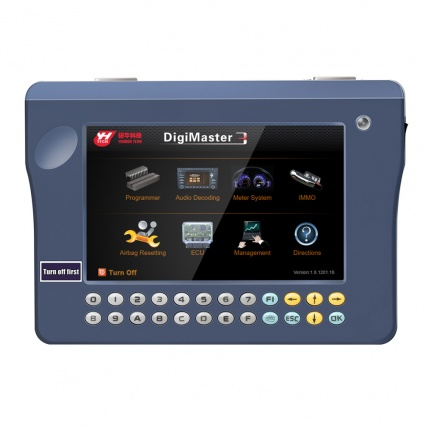 Digimaster 3 Digimaster III Original Odometer Correction Master with 980 Tokens Limited