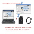 WiTech MicroPod 2 WIFI Chrysler Diagnostic Tool V17.04.27 With Lenovo X220 or Lenovo T420 Laptop