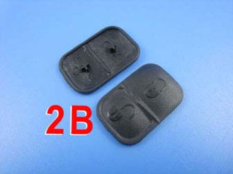 Benz button rubber