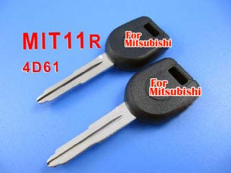 mitsubishi transponder key ID4D(61)(with right keyblade)