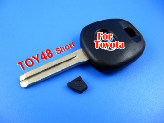 toyota key shell TOY48-short