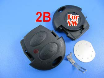 vw GOL 2 button Remote shell