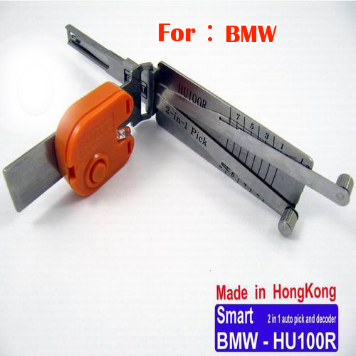 Smart HU100R 2 in 1 auto pick and decoder for BMW