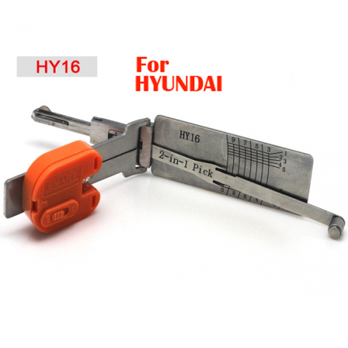 Smart HY16 2 in 1 auto pick and decoder For Hyundai