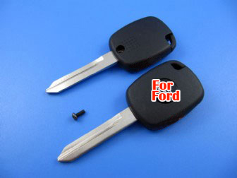 ford 4D duplicable key shell with groove