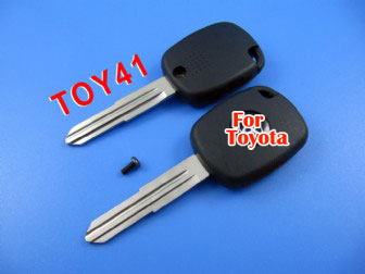 toyota 4D duplicable key shell toy41