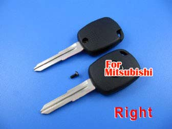 mitsubishi 4D duplicable key with right