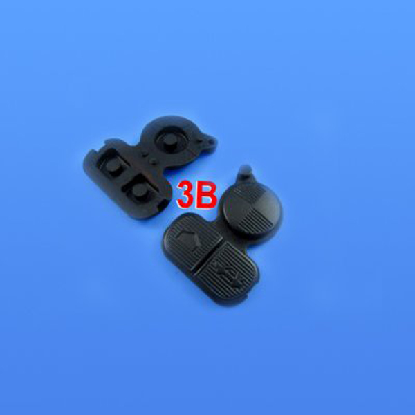 Bmw remote button rubber 3 button
