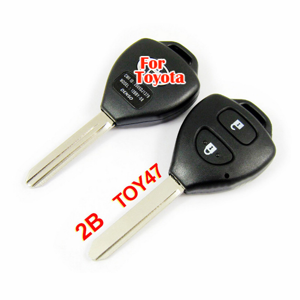Toyota corolla remote key shell