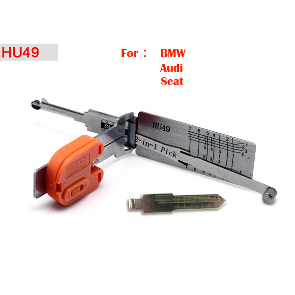 Smart HU49 2 in 1 auto pick and decoder