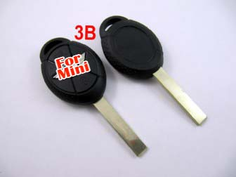 Bmw Mini remote key shell 3 button