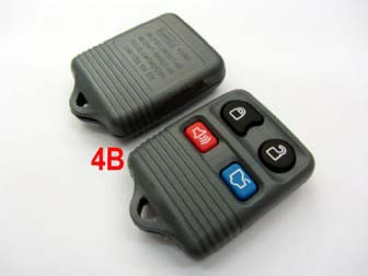 New Ford remote 4 button (gray color)