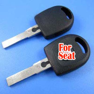 seat key shell with light