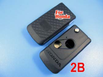 Honda Fit ,Odyssby modified flip remote key shell 2 button