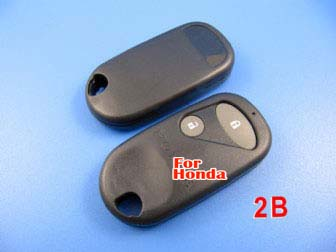 Honda remote shell 2 button