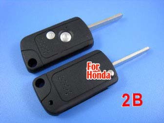 honda odyssey CRV remote key shell 2 button