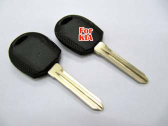 Kia key shell (inside extra for TPX1,TPX2)