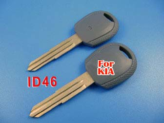 kia transponder key ID46