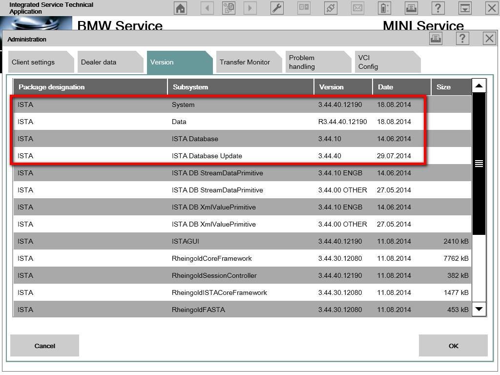 bmw icom Rheingold 3.44.40