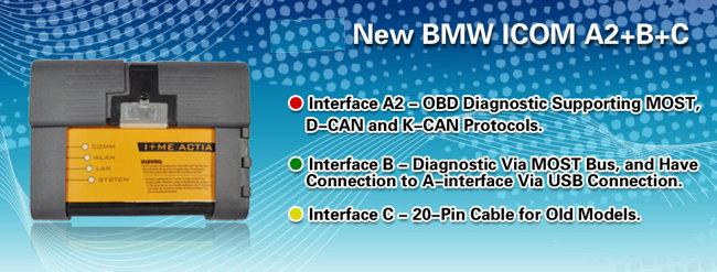 BMW ICOM A2