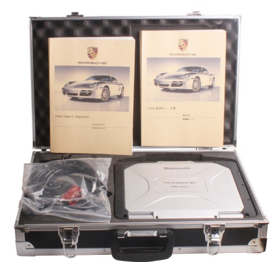 Best Quality Piwis Tester Ii For Porsche V18 100 With Cf30
