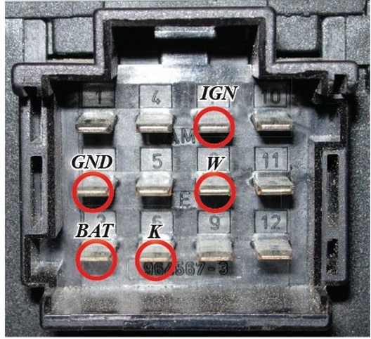Audi A4 Immobilizer Wiring Diagram : Audi a fuse location for dash lights free engine