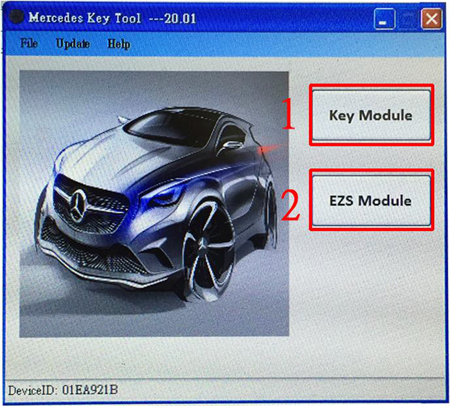 advanced key programmer for benz