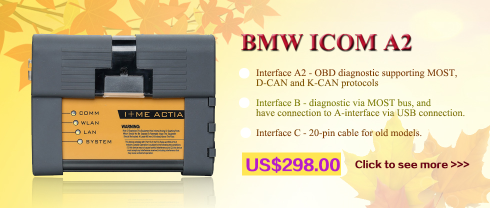 BMW ICOM A2 Diagnostic & Programming For BMW ICOM A2+B+C 2015.08 Engineers