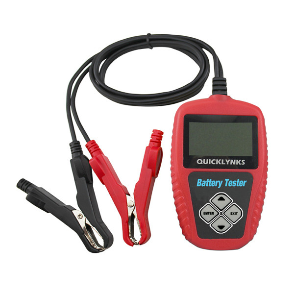 Deep Cell Battery Tester : Quicklynks ba motorcycle battery tester on sale us