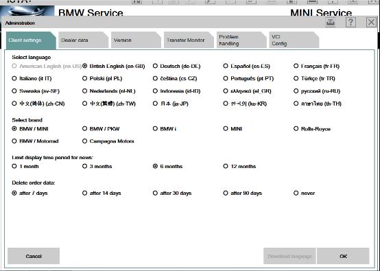 US$1,080 00 Super BMW ICOM A2+B+C with WIFI Plus Laptop With