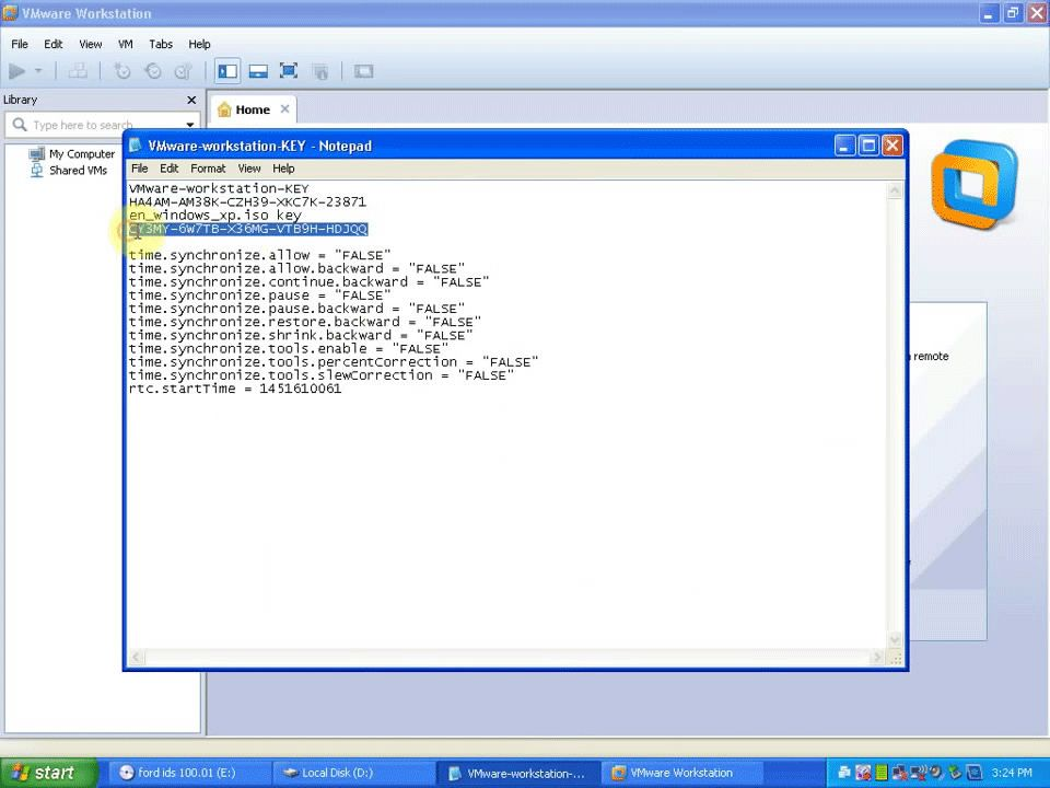Install Ford IDS V100 01 Software for VCM II Clone