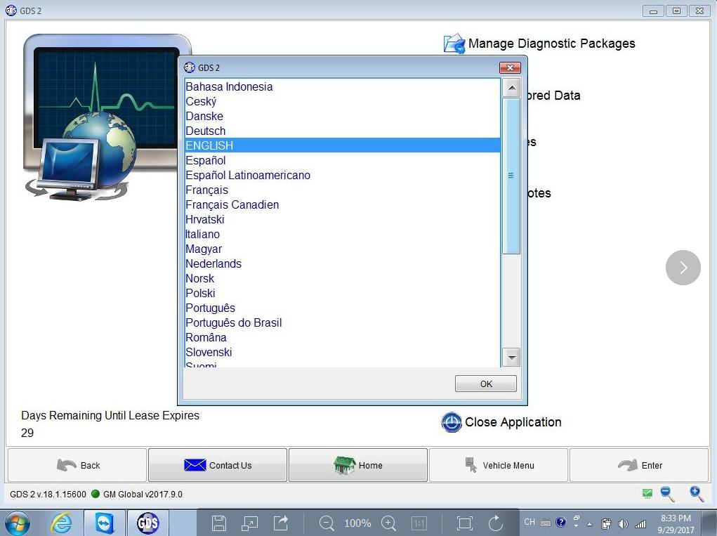 GM MDI GM Scanner Diagnostic tool Plus Lenovo E49AL Laptop