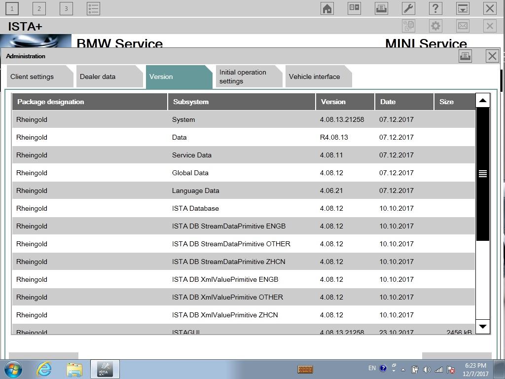 Best Quality Bmw Icom A2 B C Diagnostic Programming Tool