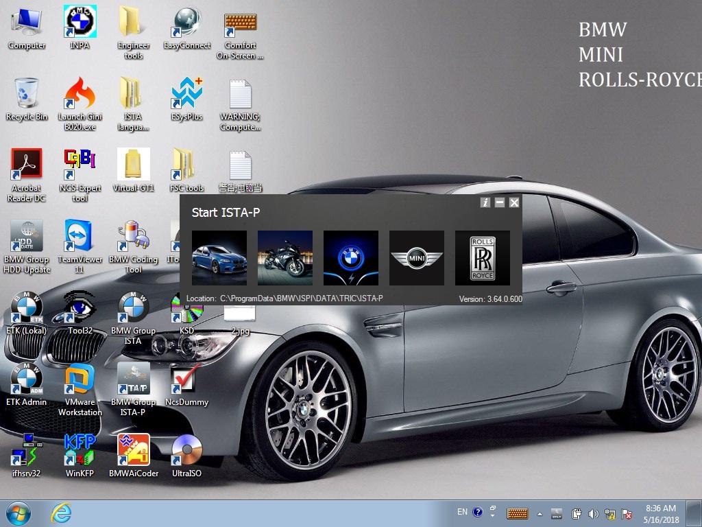 Bmw Fsc tool