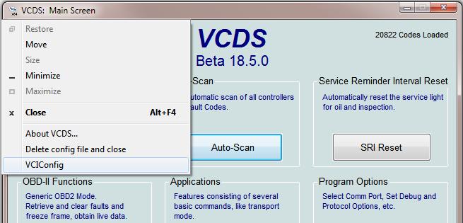 VAG COM Software Update to 18 5 Version_News