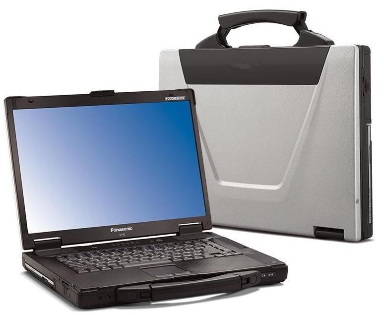 Us 245 00 Panasonic Cf52 Laptop For Mb Sd C4  C5  C3   Bmw