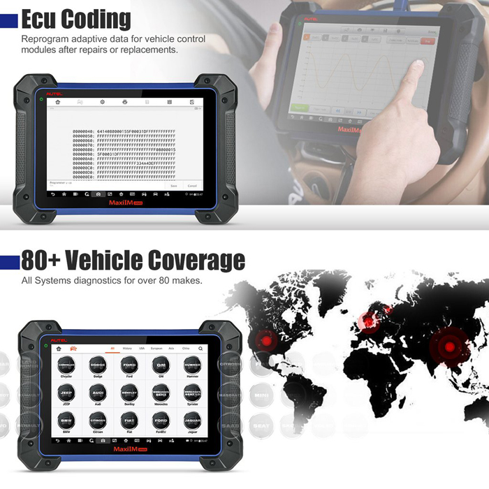 US$3,299 00 Autel MaxiIM IM608 Diagnostic Key Programming