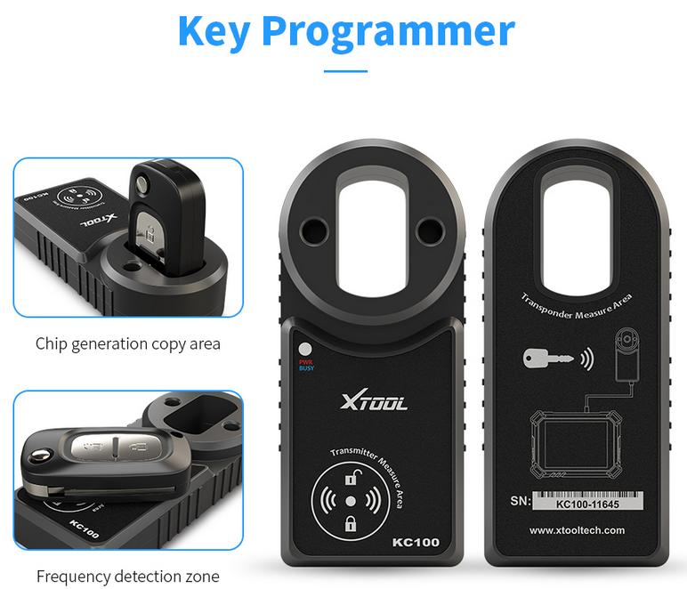 US$827 00 XTOOL X-100 X100 PAD2 Pro Diagnostic Tool key